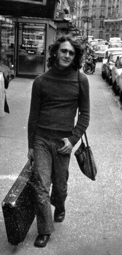Lionel Lumbroso se rend chez Louis Bertignac en 1973 - Photo de Lionel